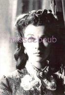 VIVIEN LEIGH  - CPSM - Artiste - Actrice - Actress - Portrait - Dos Vierge - 2 Scans - Artistes