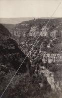 Photo Originale Format Carte Postale Gorges Du Verdon Vers 1920 - Lieux