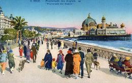 06 Nice - Promenade Des Anglais - Niza