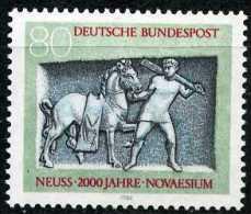 BRD - Michel 1218 - ** Postfrisch (B) - 80Pf  2000 Jahre Neuss - BRD