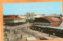 Belize City  Old Postcard - Belice