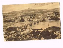 Linz /Donaubrücke Gegen Urfahr/Österreich - Linz