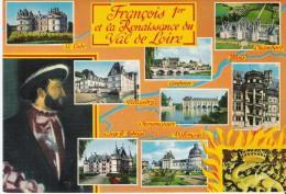 CP NEUVE - CHATEAUX DE LA LOIRE - FRANCOIS 1ER N° 539 - Non Classés
