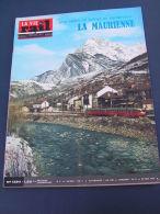 Vie Du Rail 1971 1294 Centenaire Tunnel  Maurienne Mont-cenis Modane - Livres, BD, Revues