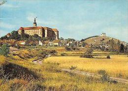 Czech R. Mikulov Zamek A Svaty Kopecek Castle - Tchéquie