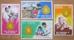 A9771- Kenya - 1979 - Sc. 146-149 - MNH - Kenia (1963-...)