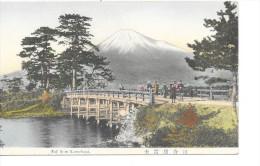 Japon - Fuji From Kawaibasai - Circulé - Unclassified