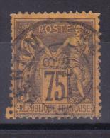 FRANCE/SAGE N°99 OBLITERE - France