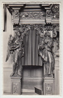 Poperinge St Bertinuskerk Fotokaart Van Kuntschatten, Op Agfa Papier. Reeks Privé Foto´s (pk22688) - Poperinge