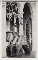 Poperinge St Bertinuskerk Fotokaart Van Kuntschatten, Op Agfa Papier. Reeks Privé Foto´s (pk22696) - Poperinge