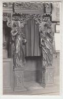 Poperinge St Bertinuskerk Fotokaart Van Kuntschatten, Op Agfa Papier. Reeks Privé Foto´s (pk22689) - Poperinge