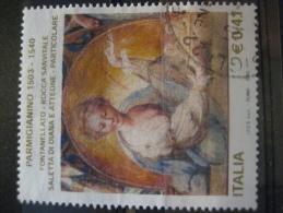 ITALIA USATI 2003 - MAZZOLA IL PARMIGIANINO - SASSONE 2699 - RIF. G 0198 - 6. 1946-.. Repubblica
