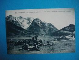 LE LAUTARET    -  05  - La  Route Du Col  -  Glaciers De L'homme Et Du Trébuchet  -  Hautes Alpes - Gap