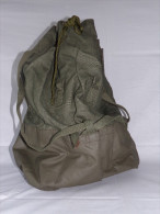 SAC A DOS VERITABLE DE L'ARMÉE FRANCAISE - N°4 - BACKPACK FRENCH REAL ARMY - Equipement