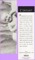 Marque-page °° Corbis-Bettmann B.062.S - L'enfant -  Naked Baby  6 X 18 - Segnalibri