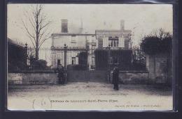 CHATEAU DE LIANCOURT - Liancourt