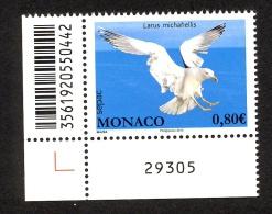 Monaco 2013 -  Yv N° 2881 - Le Goéland (SEPAC) - Nuevos