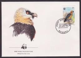 Oiseau - Lesotho - FDC