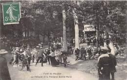 92 - MEUDON - La Pelouse Et La Fontaine Sainte Marie - Animée - Meudon