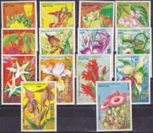 Guinea Equatoriale, 1974 - Fiori - MNH** - Guinea Equatoriale