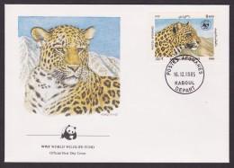 Leopard - Kaboul - FDC