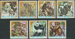 Guinea Equatoriale, 1976 - Animali - MNH** - Stamps