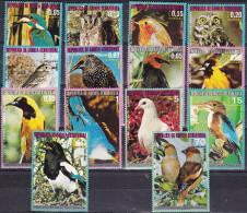 Guinea Equatoriale, 1976 - Uccelli Europei - MNH** - Guinea Equatoriale