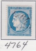 GC 4764 Sur Ceres #60 - St-Georges-sur-Cher (40 Loir-et-Cher) - Marcophilie (Timbres Détachés)