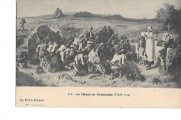 85  -  CPA   De  La  MESSE  En  CAMPAGNE  (  Vendée  1794 ) - France