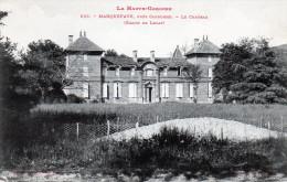 Cpa Le Château De MARQUEFAVE, Près Carbonne, Baron De Lésat   (49.10) - Sonstige Gemeinden
