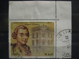 ITALIA USATI 2003 - LICEO GINNASIO CARLI - SASSONE 2677 - RIF. G 0222 - 6. 1946-.. Repubblica