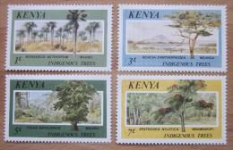 A9789 - Kenya - 1986 - Sc. 360-363 - MNH - Kenia (1963-...)