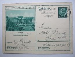 1934  , Bildkarte , Verschickt  ,  P 233  ,  Knitter - Germany