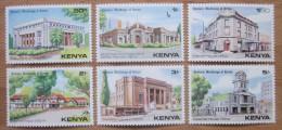 A9793 - Kenya - 1980 - Sc. 175-180 - MNH - Kenia (1963-...)
