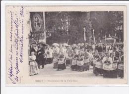 DINAN : Procession De La Fete-dieu - Tres Bon Etat - Autres Communes