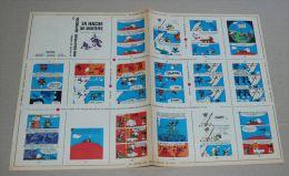 Mini Récits Spirou Du N° 1557 (399) La Hache De Guerre Non Monté - Spirou Magazine