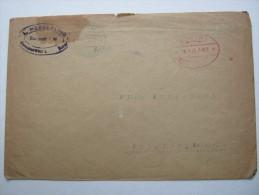 1923 , BOCHOLT    , Gebühr  Bezahlt  , Brief , Innen Gebühr Bezahlt Aus  BORKEN , Brief Doppelt Verwendet - Briefe U. Dokumente