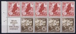 Deutsche Reich: Markenheftchen H-BL 112 MNH/**, Postfrisch  Sans Charnière - Germany