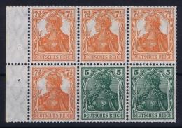 Deutsche Reich: Markenheftchen H-BL 20 Ab A   MNH/**, Postfrisch  Sans Charnière - Deutschland