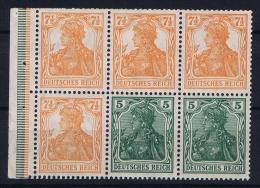 Deutsche Reich: Markenheftchen H-BL 20 Aa B   MNH/**, Postfrisch  Sans Charnière - Markenheftchen