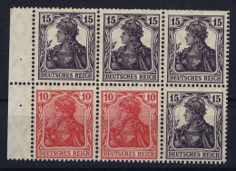 Deutsche Reich: Markenheftchen H-BL 21 Ab B   MNH/**, Postfrisch  Sans Charnière  Farbgeprüft + Signiert - Markenheftchen