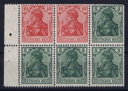 Deutsche Reich: Markenheftchen H-BL 23 A A   MNH/**, Postfrisch  Sans Charnière - Markenheftchen
