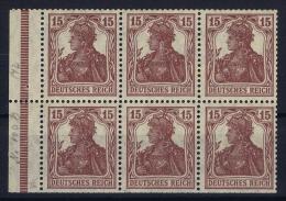 Deutsche Reich: Markenheftchen H-BL 26 A   MNH/**, Postfrisch  Sans Charnière - Markenheftchen