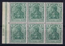Deutsche Reich: Markenheftchen H-BL 2 II A B    MNH/**, Postfrisch  Sans Charnière  HAN 3 - Alemania