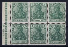 Deutsche Reich: Markenheftchen H-BL 2 II A A    MNH/**, Postfrisch  Sans Charnière  HAN 7 - Markenheftchen