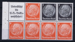 Deutsche Reich: Markenheftchen H-BL  H 88  MNH/**, Postfrisch  Sans Charnière - Cuadernillos