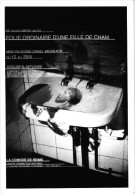 Carte Pub  La Comédie De Reims  De Julus Amédé Lalou Folie Ordinaire D'une Fille De Cham- Très Très Rare - Publicité