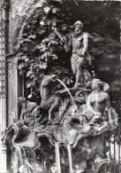 Nancy - Fontaine De Neptune  - Detail 1958 - Nancy