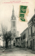 VILLEFRANCHE D ALBIGEOIS(TARN) - Villefranche D'Albigeois