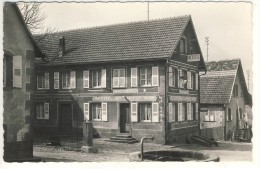 67- LICHTENBERG-HOTEL  RESTAURANT  AU  BOEUF  NOIR  N239 - Other Municipalities